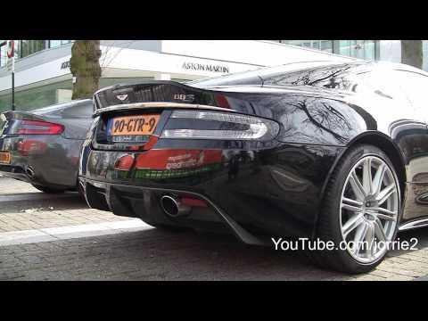 Aston Martin DBS Sound!! – 1080p HD