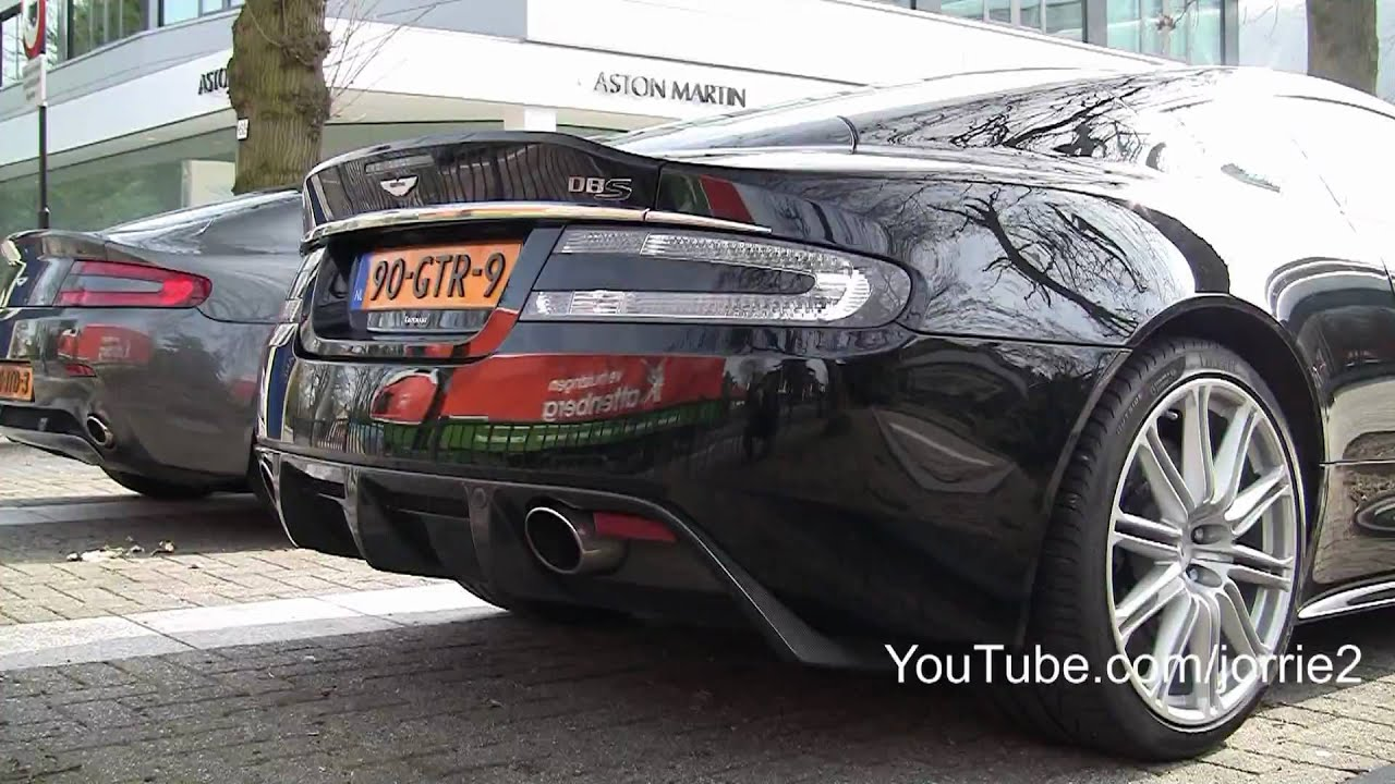 Aston Martin Dbs Sound 1080p Hd