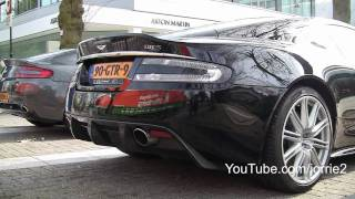Aston Martin DBS Sound!! - 1080p HD