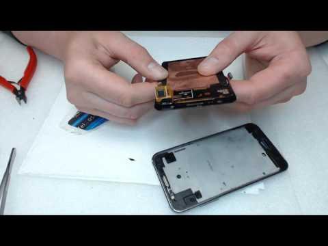 Samsung Galaxy J5 SM-J500FN Замена стекла без повреждения матрицы