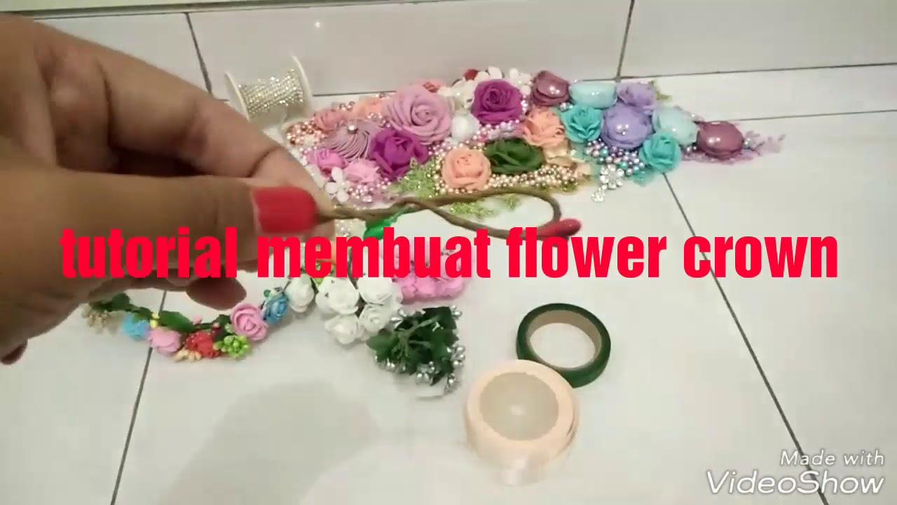 Diy tutorial membuat flower crown cara membuat mahkota bunga diy tutorial membuat flower crown cara membuat mahkota bunga diy flower crown izmirmasajfo