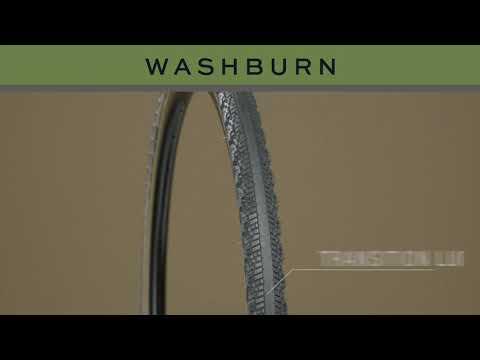 Teravail Washburn Centerslick Gravel Tire