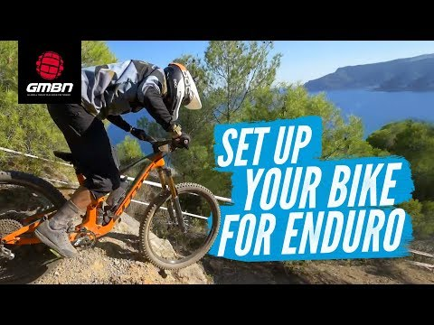 How To Set Up Your Mountain Bike For Enduro Racing
