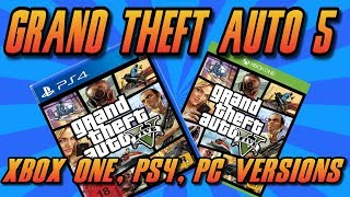 GTA 5 - Next Gen Coming This Fall - PS4 Gameplay (Xbox One, PC, PS4 Release Date)