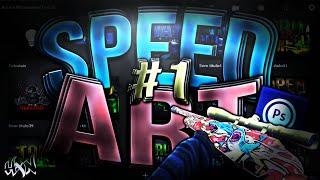 CRITICAL OPS - SPEED ART THUMBNAIL #1 •PS TOUCH