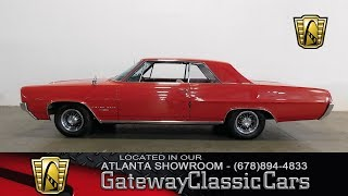 1964 Pontiac Grand Prix Gateway Classic Cars of Atlanta #817