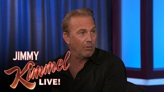 Kevin Costner on His Kids