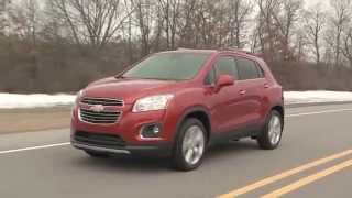 2015 Chevrolet Trax - TestDriveNow.com Preview by Auto Critic Steve Hammes