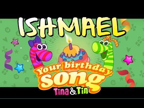 Tina&Tin Happy Birthday ISHMAEL
