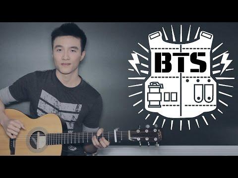 BTS - AWAKE GUITAR COVER