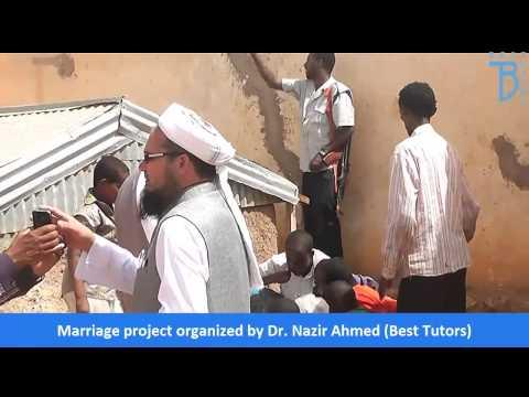 Dr Nazir Ahmed Best Tutors visit to Somali Land   April 2015 Marriage Project