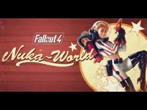 Let's Play Fallout 4: Nuka-World - Part 13 - Nuka-World Power Plant