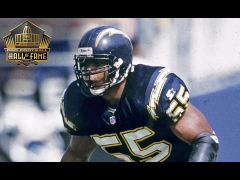 Junior Seau 2015 Pro Football Hall of Fame profile