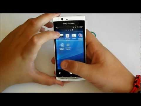 REVIEW SONY ERICSSON XPERIA ARC S (ESPAÑOL)