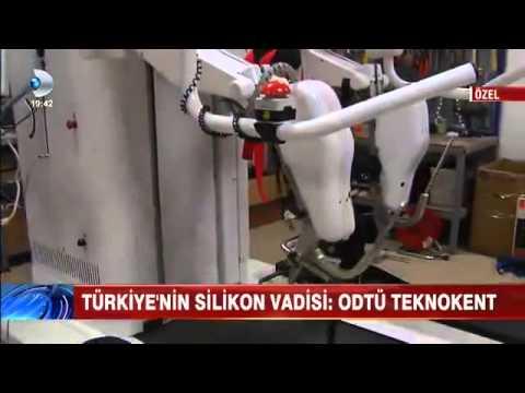ODTÜ TEKNOKENT Kanal D Ana Haber