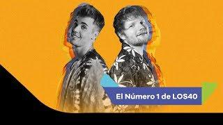 Ed Sheeran y Justin Bieber I DON'T CARE — Nº 1 de LOS40 25 de mayo de 2019