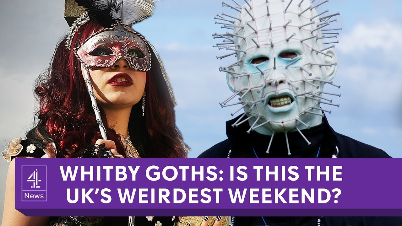Download Meet the goths keeping the culture alive