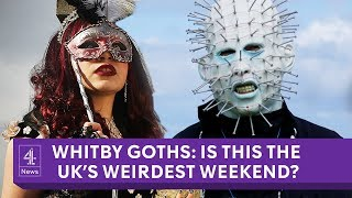 Meet the goths keeping the culture alive