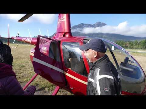 Villarrica Volcano near Pucon, Chile