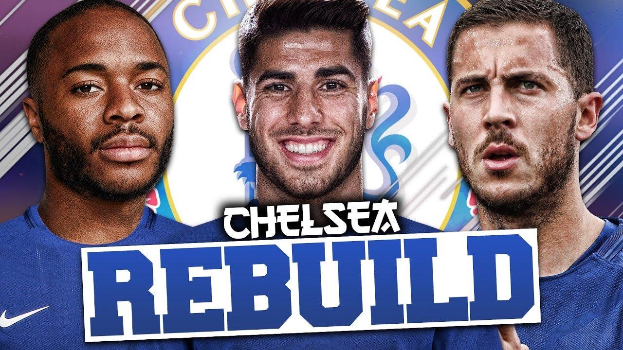 Fifa 18 Chelsea