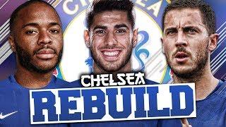 REBUILDING CHELSEA!!! FIFA 18 Career Mode
