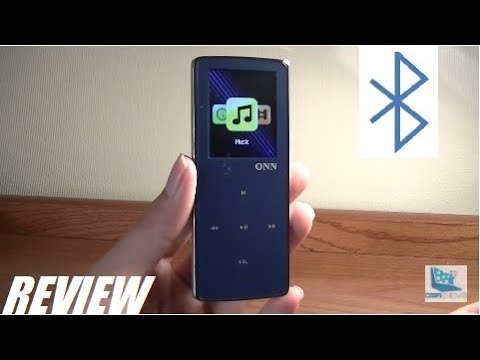 REVIEW: ONN W6 - Bluetooth HiFi MP3 Music Player