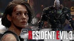 Resident Evil 3 Remake | HARDCORE | 1080p 60fps | Walkthrough Longplay No Commentary PS4Pro