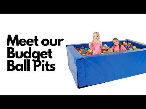 Budget Ball Pits At ESpecial Needs