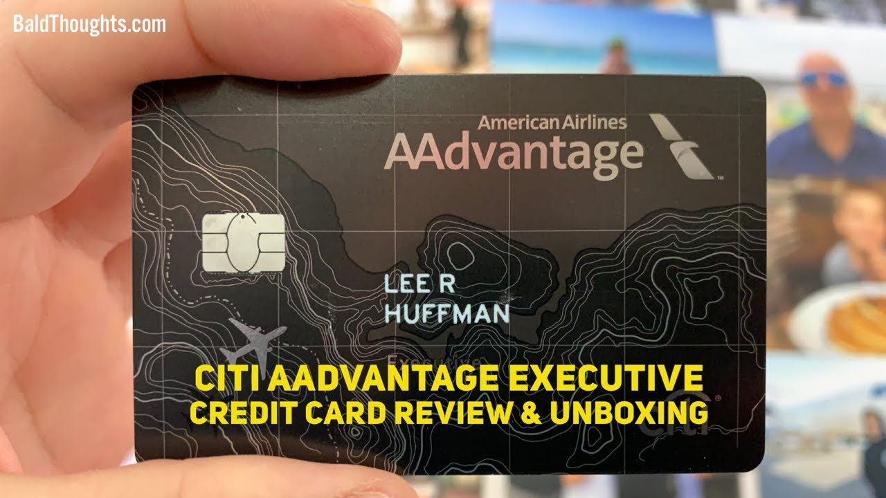 Citi AAdvantage 6x Targeted Offer  BaldThoughts