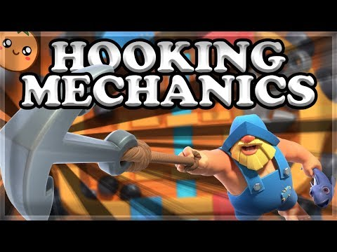 How To Use And Counter Fisherman Hook ��