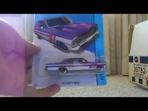 Hot Wheels Hauls- Dollar General 2015 F Case/Jewel-Osco 2015 J Case/Five Below 2014 K Case