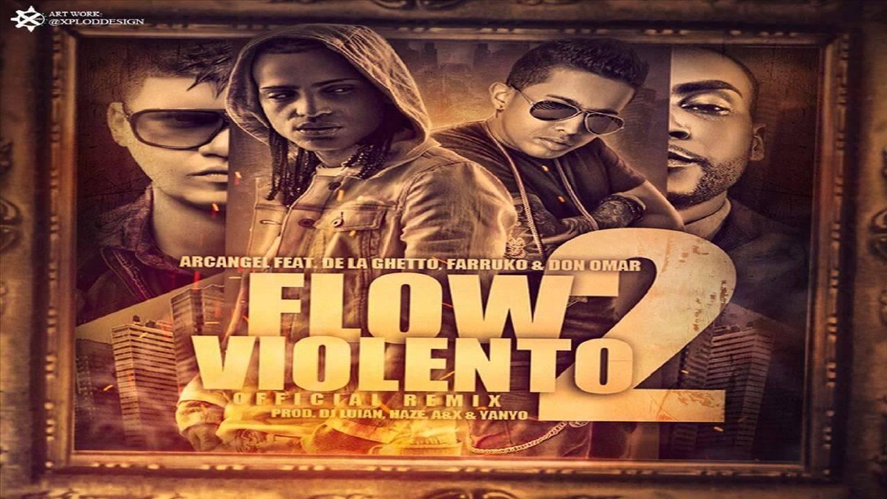 Flow Violento Remix Mp3