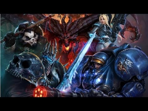 видео: Не Обзор heroes of the storm closed beta