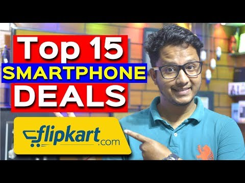 Flipkart Big Shopping Days Sale | Top 15 Smartphone Offers You Can Buy | Data Dock