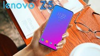 lenovo - Z5 specs & hand