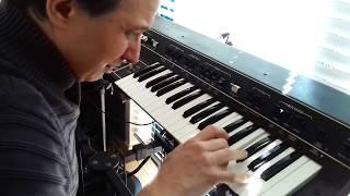 COREA (Silver Temple) ARP Pro Solist Solo