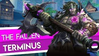 New Champion Terminus │ Paladins Strike