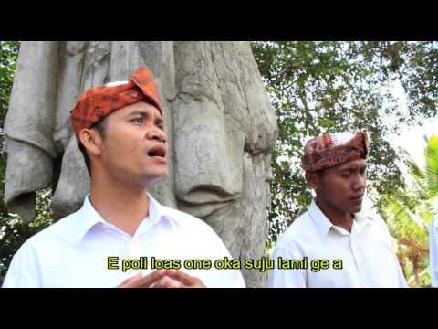 Lagu daerah Manggarai NARING MORI