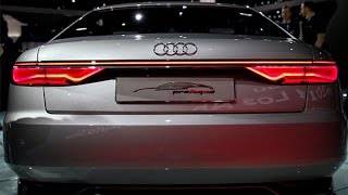 L.A. Auto Show: Audi Shows Off the Prologue Concept
