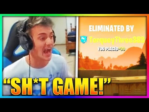 5 YouTubers First Ever Fortnite Games! (Ninja, DanTDM, Myth, Ali-A, Dakotaz)