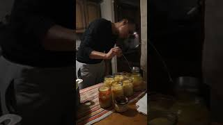 Закрываем перец в масле на зиму. Рецепт от бабушки))
