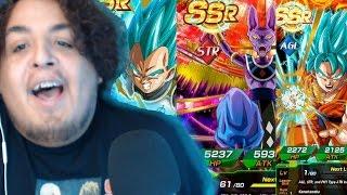 The Greatest Dragon Ball Z Dokkan Battle Reaction Ever!!!
