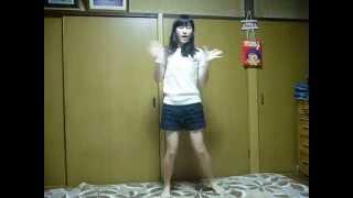 十番アリスの東京ハレンチ天国踊ってみました 頭が痛くなってきました・...