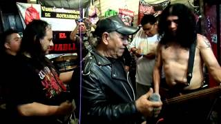 """Sindrome Del Punk Y Garrobos (PALOMAZO) """"Enfermos De La Mente"""""""