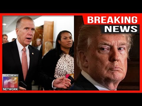 BREAKING: Trump STABBED in the Back By Top REPUBLICAN on the Senate Floor over National Emergency