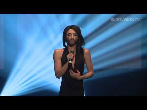 Rise Like A Phoenix - Conchita Wurst (Austria GANADORA 2014) - Subtítulos en español