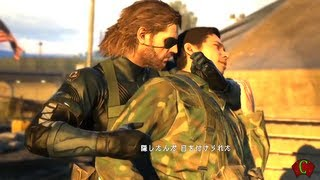 Repeat youtube video TGS: Metal Gear Solid 5 Gameplay Walkthrough 【HD】