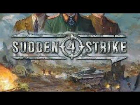 Decouverte de Sudden Strike 4