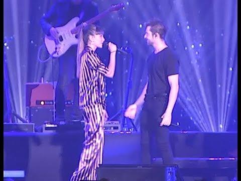 David Bisbal y Aitana 'Mi Princesa' Video Oficial Tour 2018
