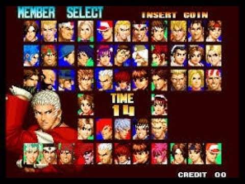 king of fighter 97 free game download
